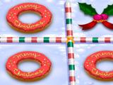 Рождественские Крестики Нолики