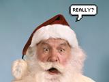 Игра Что Попросить у Деда Мороза?