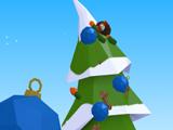 Игра Наряди Новогоднюю Ёлку