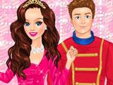 Одевалка: Сказочная Принцесса