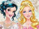 Игра Винтажный Выпускной Принцесс