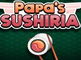 Игра Папа Луи: Суши