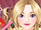 Игра Принцесса в Парикмахерской
