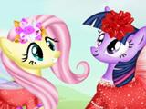 Игра Прически Маленьких Пони