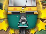 Игра Парковка: Город Рикш