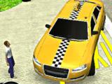 Игра Парковка: Водитель Такси