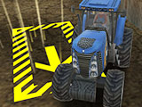 Парковка Трактора на Ферме 3Д
