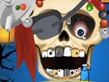 Игра Пират - Скелет у Дантиста