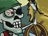 Игра Зомби - Пираты