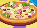 Игра Пицца с Артишоками