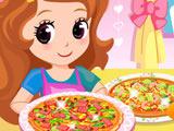 Игра Пицца Делюкс