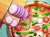 Готовим Нереально Вкусную Пиццу