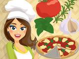 Игра Веганская Пицца Маргарита