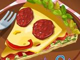Игра Пицца: Идеальный Кусочек
