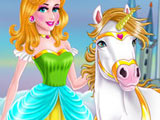 Игра Побег Принцесс от Дракона