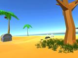 Игра Побег из Мини Острова 3Д