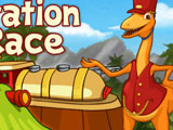 Dinosaur Train Racing