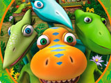 Dinosaur Train: Watering place
