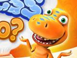 Поезд Динозавров: Угадай Кто?