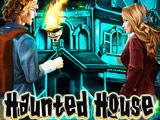 Дом с Призраками: Волшебная Книга