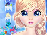 Поиск Предметов: Ледяная Принцесса