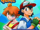 Ash and Misty Motorcycle Game