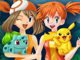 Pokemon: Girl Dress Up