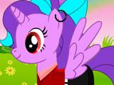 Игра Одень Маленького Пони