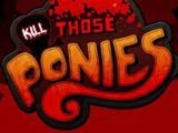 Игра Убить Пони