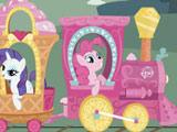 Игра Пазлы Пони: Поезд Дружбы