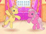 Игра Танцевальная Школа Пони