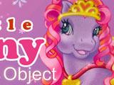 Игра Пони: Ищем Спрятанные Вещи