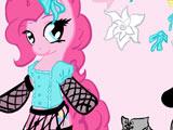 Игра Одевалка Пинки Пай