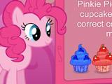 Игра Пинки Пай и Кексы