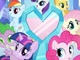 Игра Пони Собирать Кристаллы
