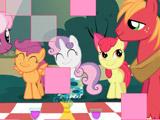 Игра Пазлы: Мой Маленький Пони