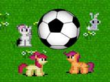Игра Футбол Пони