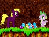 Игра Пони Собирает Кристаллы
