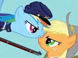Игра Большая Война Пони