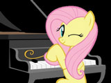 Игра Пианино Пони