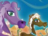 Игра Скачки на Пони