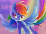 Пони Игра Года - Летаем в Облаках