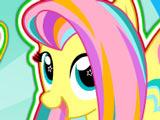 Пони Флаттершай: Радужный Стиль