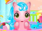 Игра Уход за Маленьким Пони