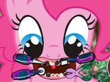 Игра Пинки Пай Лечит Зубы
