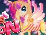 Игра Пони Принцесса в Спа Салоне