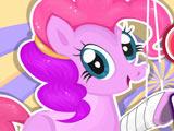 Игра Пони: Лечить Пинки Пай