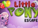 Игра Пони Побег
