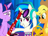 Игра Рок Концерт Пони