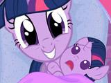 Игра Пони: Твайлайт Рожает